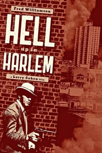 Poster of Hell Up In Harlem