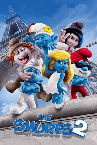 Poster of The Smurfs 2
