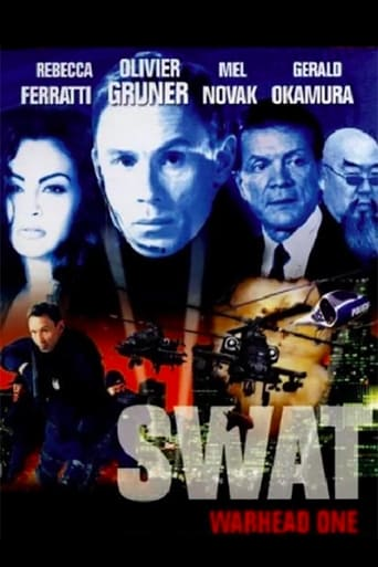 Poster of SWAT: Warhead One