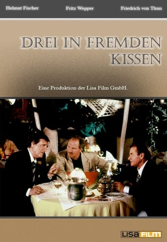 Poster of Drei in fremden Kissen