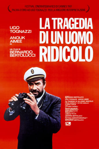 Watch Tragedy of a Ridiculous Man Free Online Solarmovies
