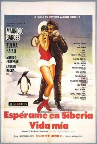 Poster of Espérame en Siberia, vida mía