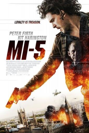MI-5 Poster