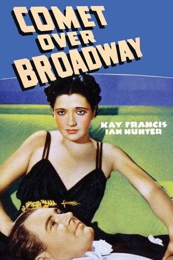 Poster of Comet Over Broadway
