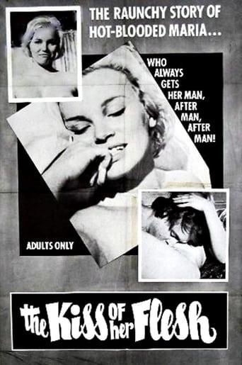 Poster of The Kiss of Her Flesh fragman