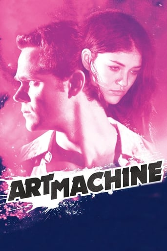 Poster of Art Machine
