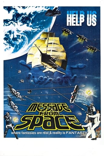 Poster of Message from Space