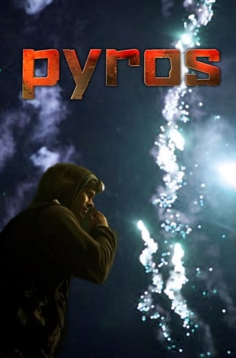 Pyros: Painting with Fire