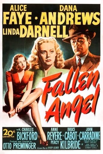 Poster of Fallen Angel
