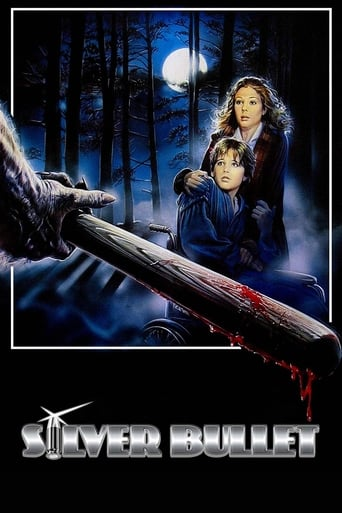 Poster of Silver Bullet