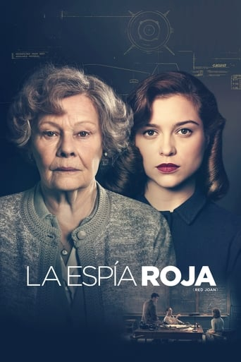 Poster of La espía roja
