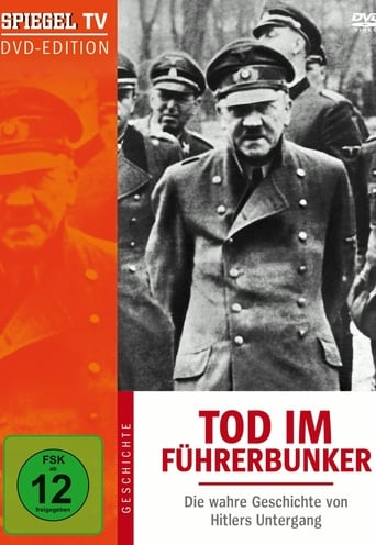 Death in the Bunker: The True Story of Hitler's Downfall