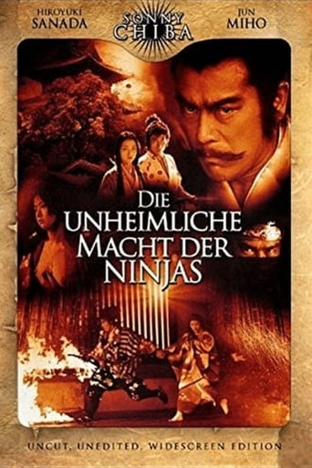 Die unheimliche Macht der Ninjas