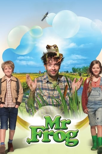 Poster of Mr. Frog