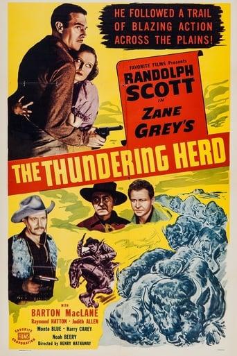 Poster of The Thundering Herd