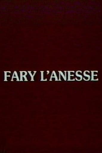 Fary the Donkey Movie Poster