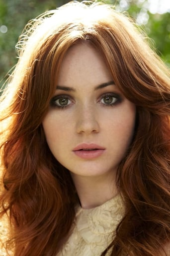 Imagine Karen Gillan