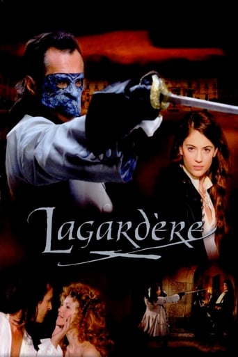 The Masked Avenger: Lagardere