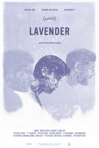 Poster of Lavender