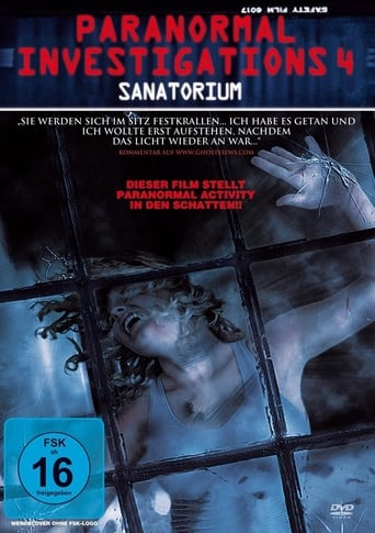 Paranormal Investigations 4 - Sanatorium