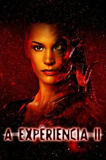 A Experiência II: A Mutação - Poster