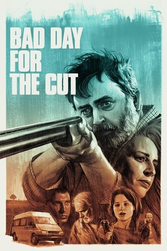 Poster of Bad Day for the Cut