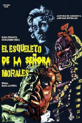 Poster of The Skeleton of Mrs. Morales