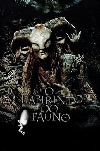 O Labirinto do Fauno - Poster