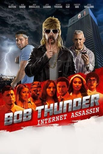Poster of Bob Thunder: Internet Assassin