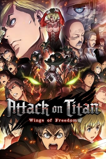 Poster of Attack on Titan: Wings of Freedom