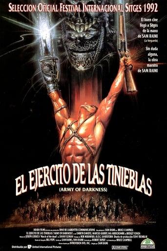 Poster of El ejército de las tinieblas