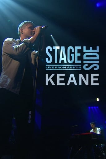 Poster of Keane - Stageside Live from Austin City