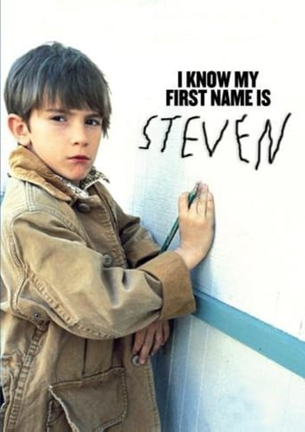 Poster of I Know My First Name Is Steven