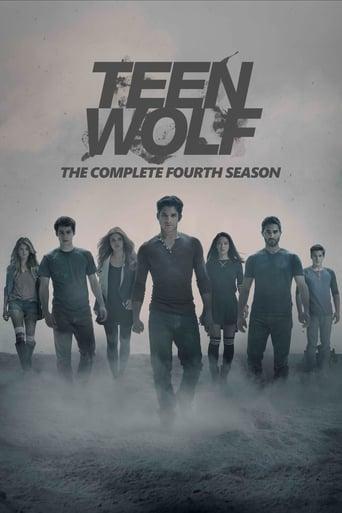 Lobo Adolescente 4ª Temporada - Poster