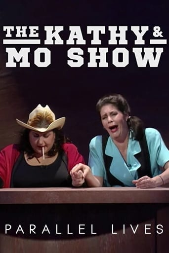 Poster of The Kathy & Mo Show: Parallel Lives