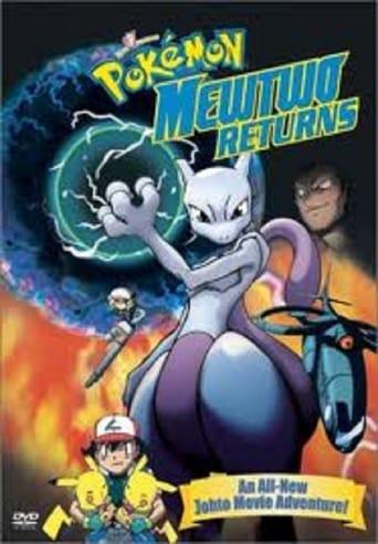 Poster of Pokémon: Mewtwo Returns