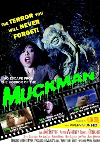 Muckman Movie Poster