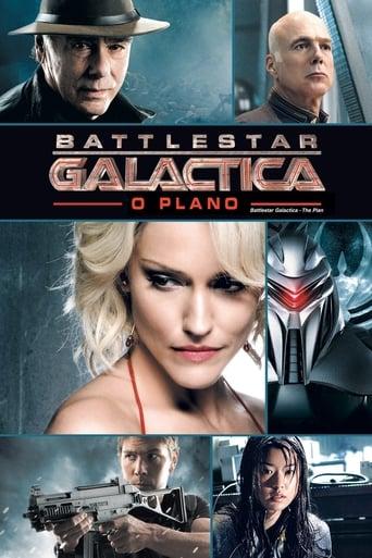 Poster of Battlestar Galactica: O Plano