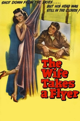 Poster of The Wife Takes a Flyer