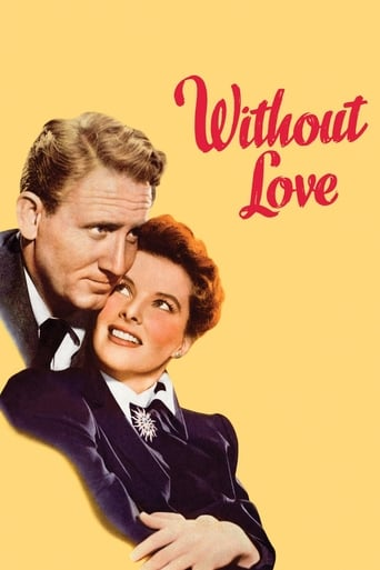 Poster of Without Love