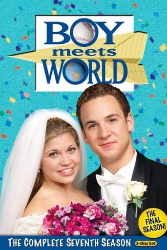 Boy Meets World Poster