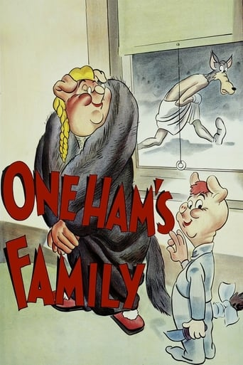 Poster of One Ham's Family