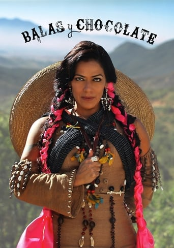 Poster of Lila Downs - Balas y Chocolate
