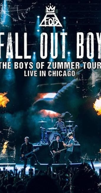 Poster of Fall Out Boy: The Boys of Zummer Tour Live in Chicago