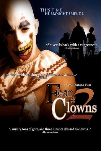 Fear of Clowns 2 (2007) - poster