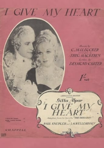 Poster of I Give My Heart