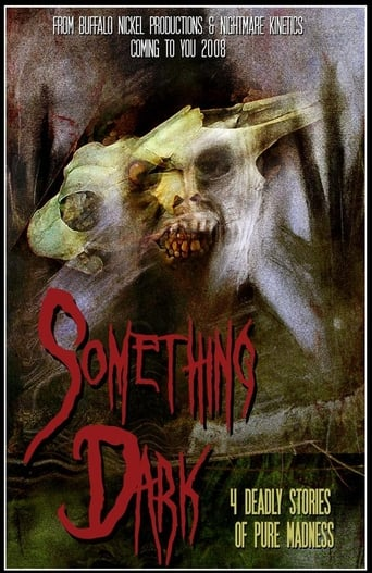 Poster of Something Dark