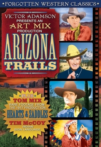 Poster of Arizona Trails