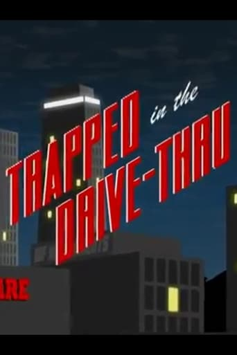 Poster of 'Weird Al' Yankovic: Trapped in the Drive-Thru fragman