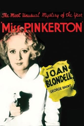 Poster of Miss Pinkerton